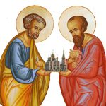 апостолы и наш храм